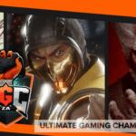 UGCZA Fighting Game Fans - DRAGON NINJA LASER EYES