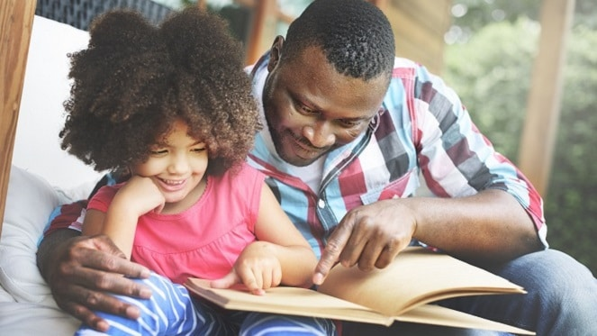 read with the kids