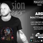 Ard Matthews Expression Session live on Magic828
