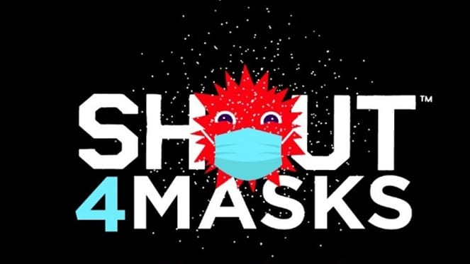 SHOUT SA Launches Shout4Masks Campaign To Donate Masks To Healthcare Workers