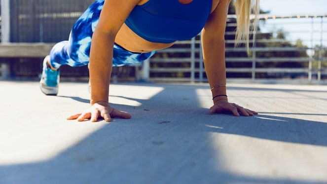 25-Minute At-Home Live Workout