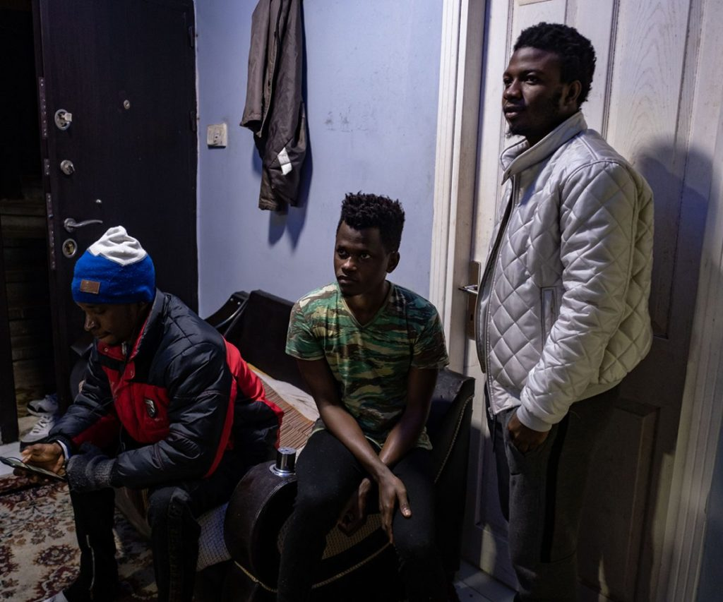 Coronavirus or not, African migrants push on toward Europe