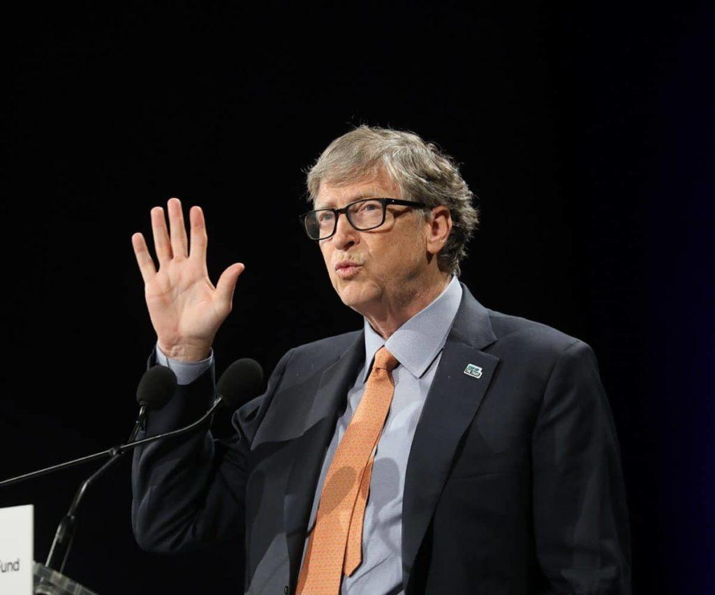 Bill Gates coronavirus conspiracy theories echo through Africa