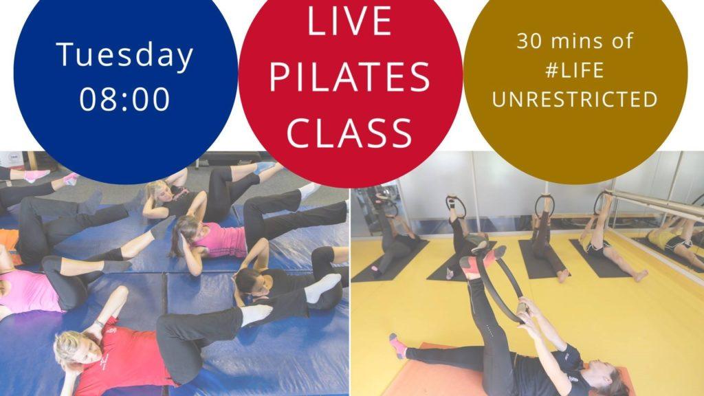 Live Online Pilates with SEMLI