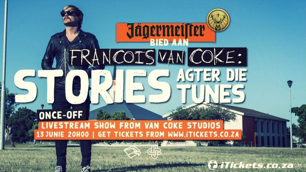 Francois Van Coke – Stories Agter Die Tunes