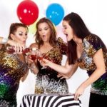 The Glitter Girls Live at The Rhumbelow