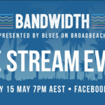 Bandwith Virtual Concert