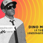 Saturday Sundowner Sessions Ft Dino Moran