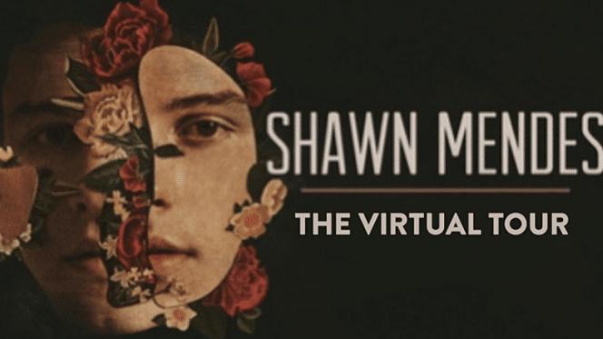 Shawn Mendes: The Virtual Tour