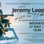Pearson High School Presents Jeremy Loops Live At Home