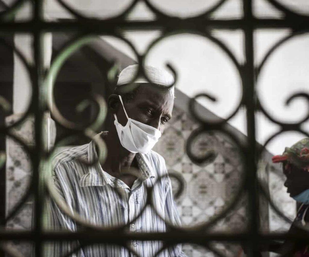 Coronavirus stigma weighs heavily in sub-Saharan Africa
