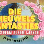 Die Heuwels Fantasties - First Ever Online Album L...