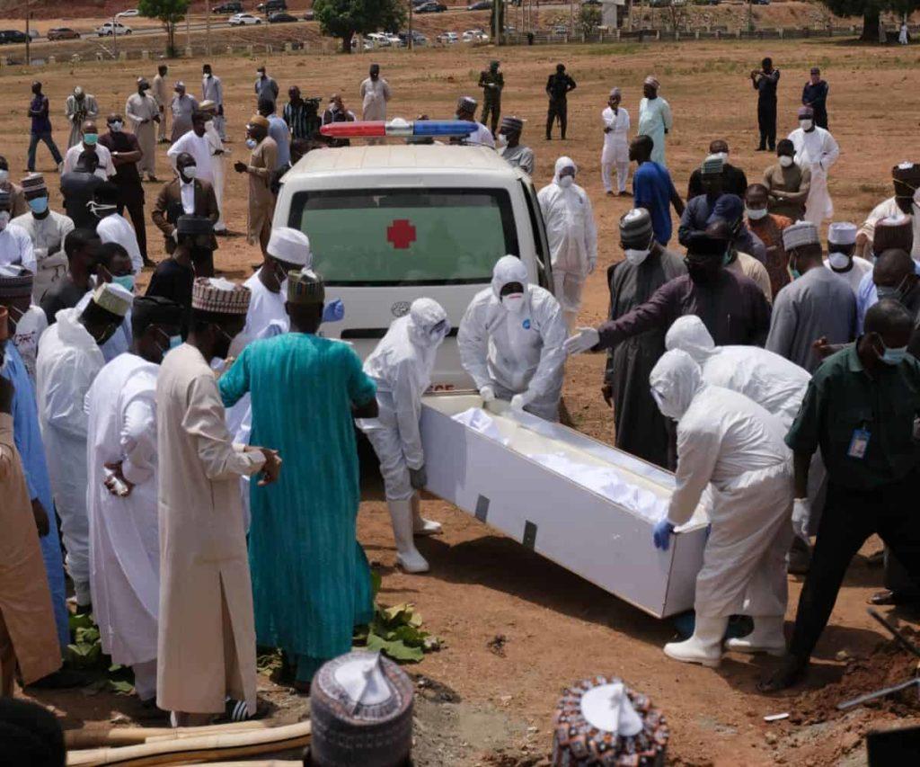 Nigeria eases school, travel bans as coronavirus cases mount