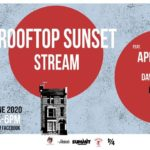 Rooftop Sunset Stream
