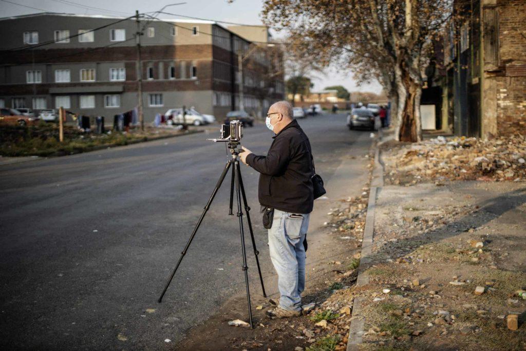 Coronavirus casts spotlight on South Africa's housing crisis