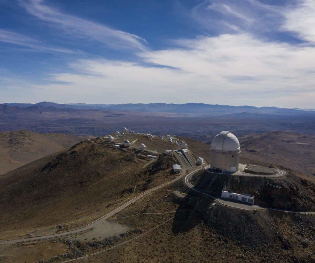 Astronomy: Coronavirus pandemic shuts Earth's eyes on the skies