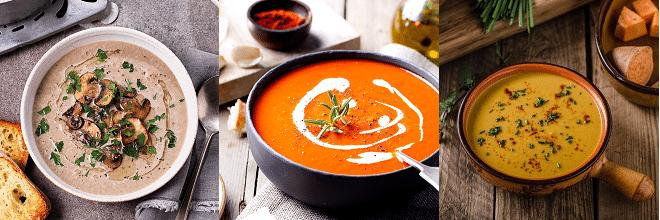 deli via soups