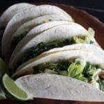 Sumting Fresh Live Recipe - Fish Tacos