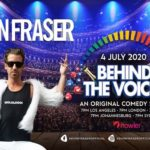 Kevin Fraser: Behind The Voices