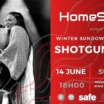 Winter Sundowners With Shotgun Tori