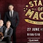 Stars Of Magic Online Fundraising Show