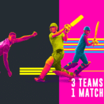 3 Teams, 2 Halves, 1 Match – Cricket Is Back With A B...