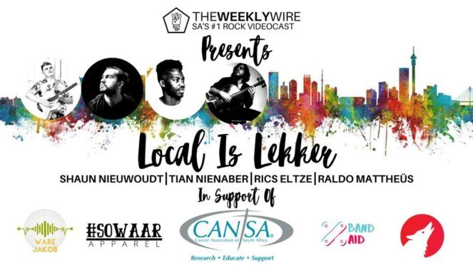 Local Is Lekker In Support Of CANSA