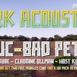 Park Acoustics & Pringles presents BCUC, Bad Peter...