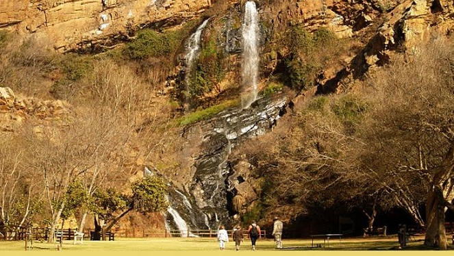 Botanical Gardens And Nature Reserves In Roodepoort
