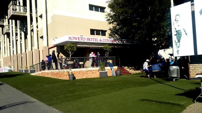 Restaurants In Soweto