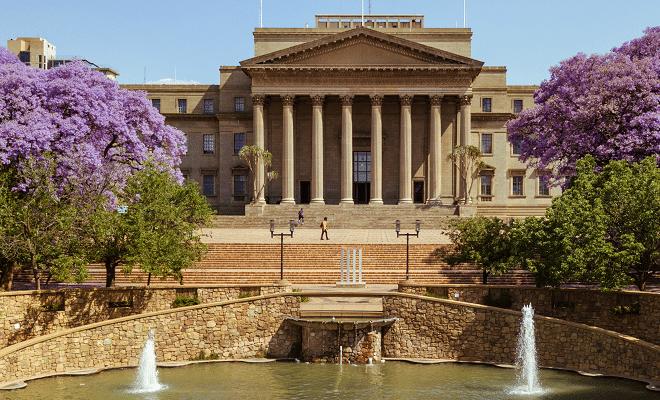 Schools in Braamfontein.