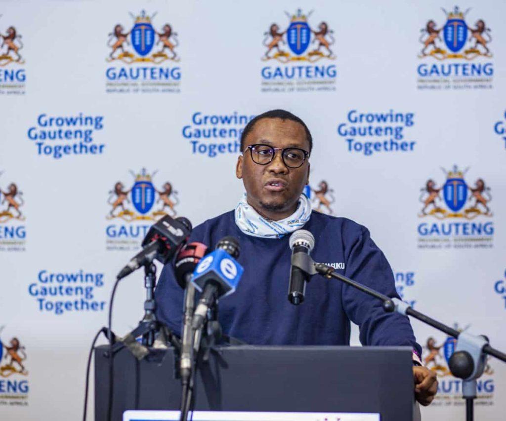 Gauteng preparing '1.5 million grave sites' as coronavirus cases soar