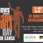 67 Minutes of Entertainment For CANSA