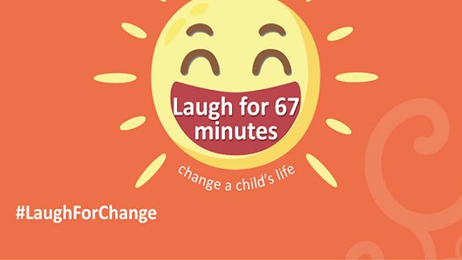 cotlands laugh for change