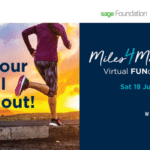 Miles4Mandela Virtual Fundraiser Run