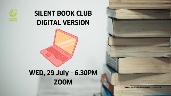 silent book club online