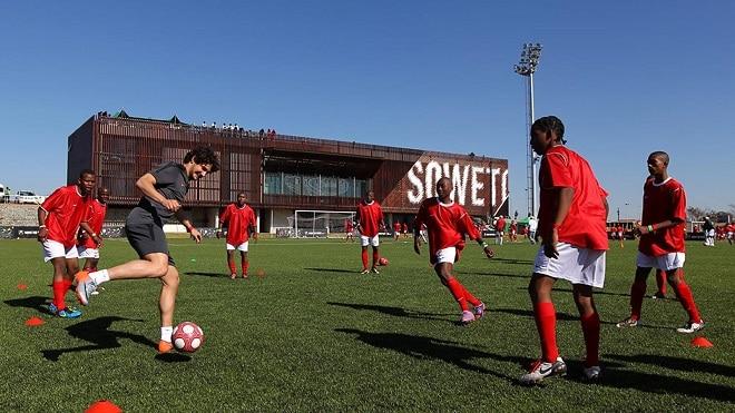 Sports In Soweto