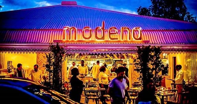 modena restaurant parkhurst