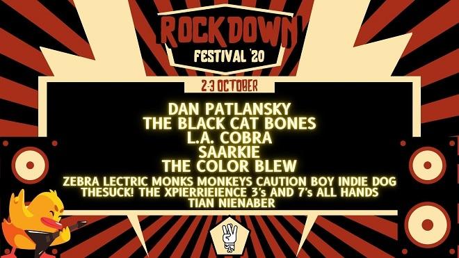 rockdown festival 2020