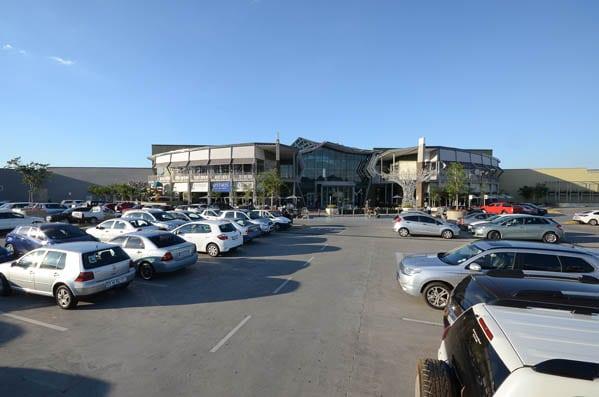 cradlestone mall parking