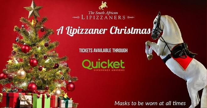 A Lipizzaner Christmas