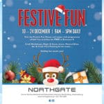 Festive Fun At Northgate Shopping Centre