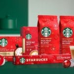 The Starbucks® At Home Holiday Blend Is Here!