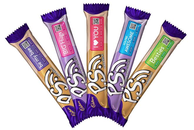 cadbury P.s. Bar
