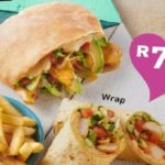 There's Something Very Naise At Nando's!