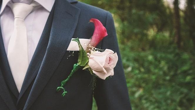 Wedding suits groom